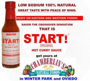 START!_Hot_Curry_Sauce_@_Chamberlins_Winter_Park